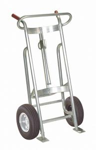 EZY-Rol Two Wheel Aluminum Frame Drum Truck