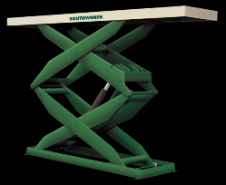 Spacesaver LSH Series High Rise Lift Table