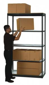 Series 200B Boltless Shelving