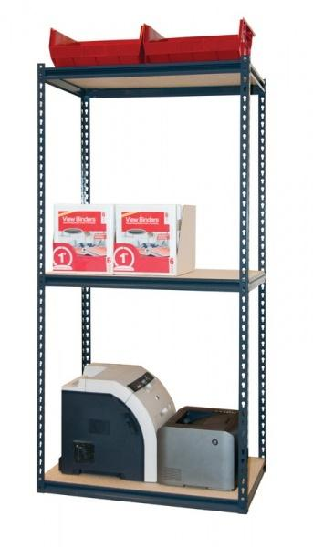 Series 100B Boltless Shelving