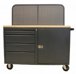Mobile Utility Cabinets and Workcenters