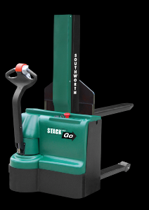 Stack-n-Go Fully Powered Stacker - Fork Over