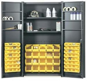 High Capacity Cabinets