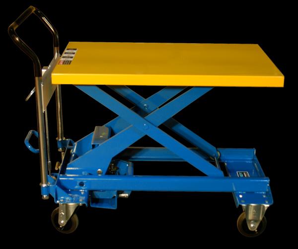Dandy Lift – Portable Lifts | Stewart Handling