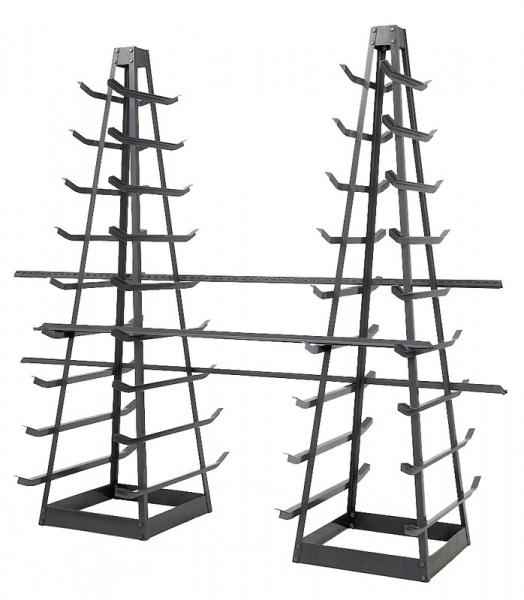 Horizontal Stock Rack