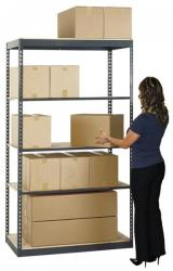 Series 200A Boltless Shelving