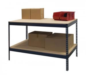 Boltless Workbench plus Bottom Shelf