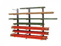 Wall Mount Cantilever Rack