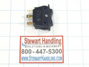 BestFlex PowerTrax Forward/Reverse Switch.  (For Use With Mount Plate #8-61020)  Part #8-15501